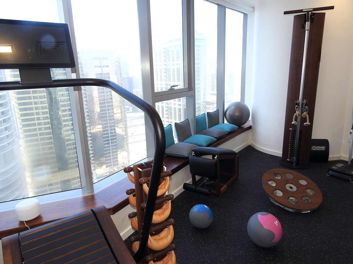 Organic One On One Gym and In Body Testing